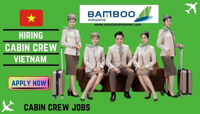 cabin crew jobs