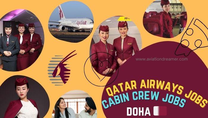 qatar airways jobs fresher