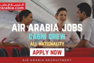 air arabia jobs
