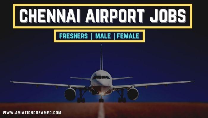 chennai airport jobs