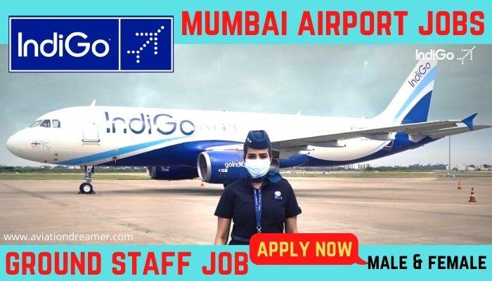 mumbai airport jobs